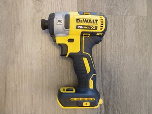 DeWalt 20v XR Impact Drill/Driver for Sale in Sarasota, FL