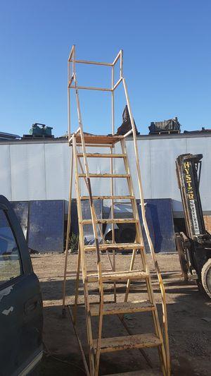 Stair ladder, heavy duty, 10 step for Sale in Hayward, CA