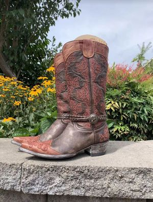 🥰Old Gringo cowboy western boots Brand New S 7 for Sale in Portland, OR