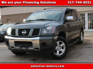 2004 Nissan Pathfinder Armada for Sale in Indianapolis, IN