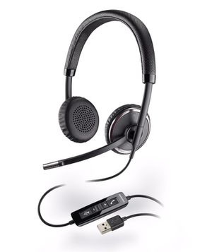 Plantronics USB headset with mic for Sale in Corona, CA