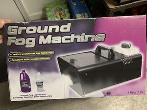 New Ground fog machine for Sale in Miramar, FL