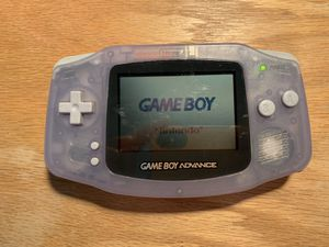 Glacier GameBoy Advance for Sale in Tampa, FL