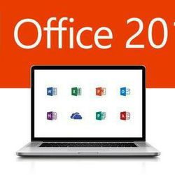 Microsoft Office 2019 Professional For Mac and Windows PC for Sale in Hollywood,  FL