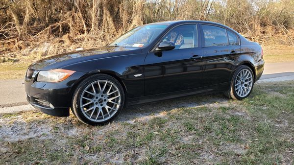 2006 BMW 325xi AWD 129K Black