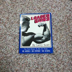 Loaded Guns By Larry Scott Book for Sale in Wheeling, IL