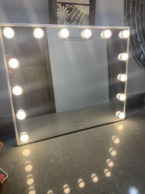 Makeup Vanity mirror for Sale in Irving, TX