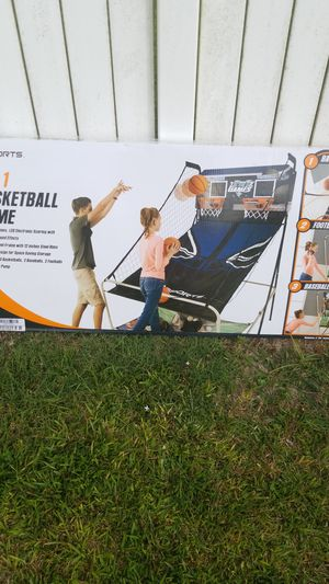 3 in 1 basketball game for Sale in Marksville, LA