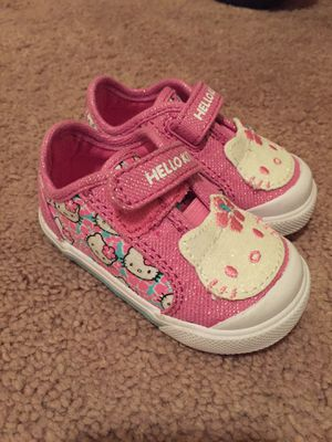 Baby girl/ toddler shoes for Sale in Lutz, FL
