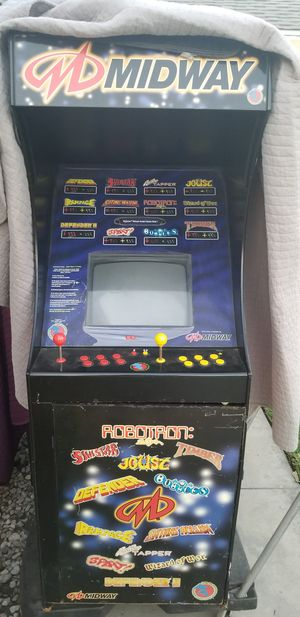 Midway multi game full size arcade for Sale in Fontana, CA