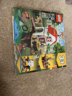 Lego Creator Treehouse Treasure 31078 Building Set (260 Piece for Sale in Darnestown, MD