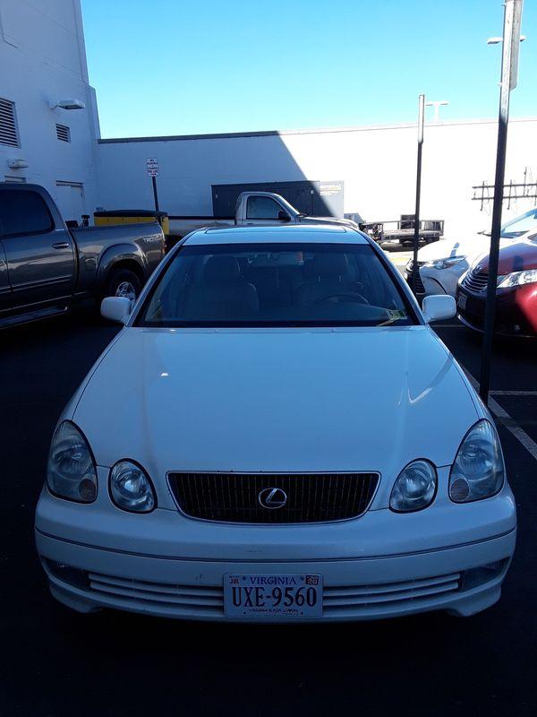 Lexus gs300 2jz swapped