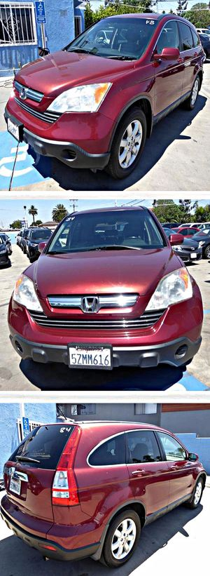 2007 Honda CRV EXL 2WD AT for Sale in South Gate, CA