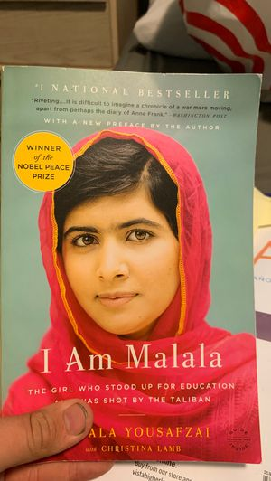 I Am Malala Book for Sale in Ontario, CA