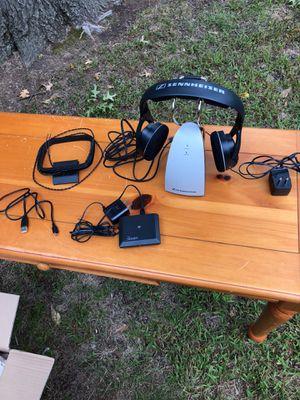 Sennheiser wireless headphones for Sale in Kansas City, KS