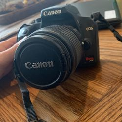 Canon Rebel XS for Sale in San Angelo,  TX