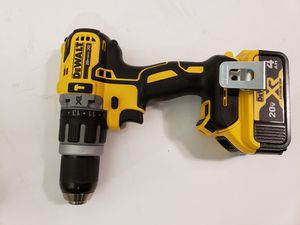 Dewalt XR hammer drill with BATTERY 4.0 New NO CHARGER 🛑PRICE FIRM🛑 for Sale in Spring, TX