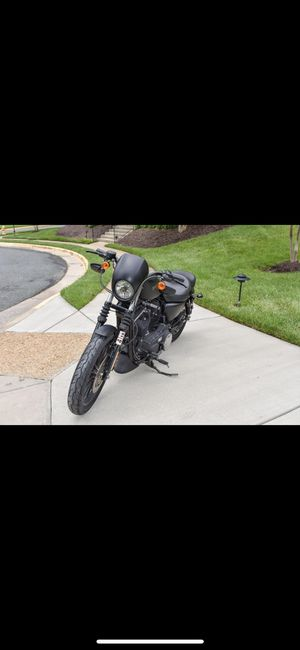 2013 Harley Davidson sportster iron 883 for Sale in Burke, VA
