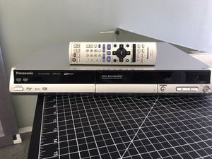 Panasonic DMR-ES10 Progressive Scan DVD Recorder Ram/R/RW DVD-R with remote for Sale in Los Angeles, CA