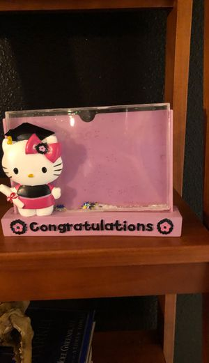 Hello kitty photo frame for Sale in Satellite Beach, FL