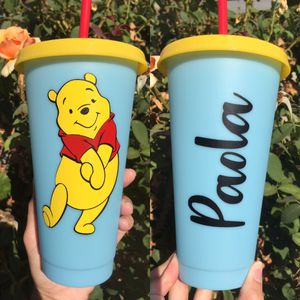 Custom Color Changing Reusable Tumbler Cup for Sale in Covina, CA