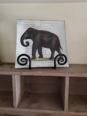 Elephant home decor for Sale in Oregon City, OR