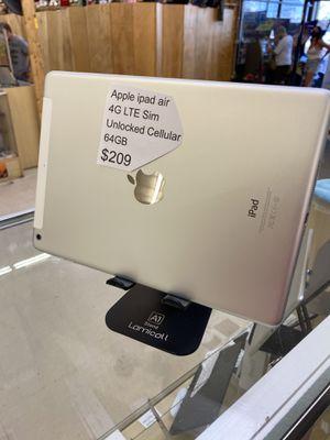 Apple ipad air for Sale in Richmond, VA