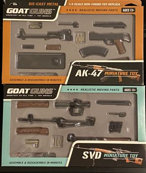Goat Gun Mini SVG & AK47 for Sale in Diamond Bar, CA