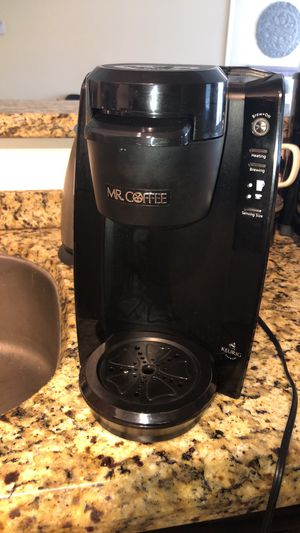 Mr. Coffee Single Serve K-Cup Pod Coffee Maker for Sale in Lake Worth, FL