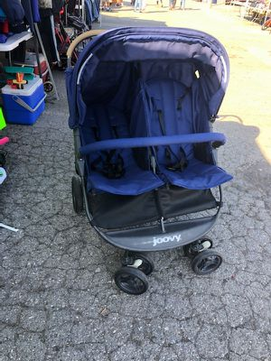 Joovy double stroller for Sale in Grand Prairie, TX
