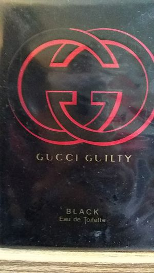 Gucci guilty black for Sale in Columbus, OH