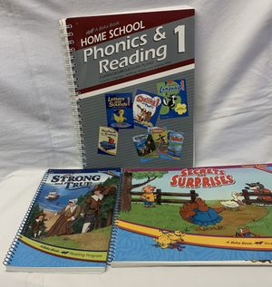 A Beka Book teacher's manuals for Sale in Fredonia, KS