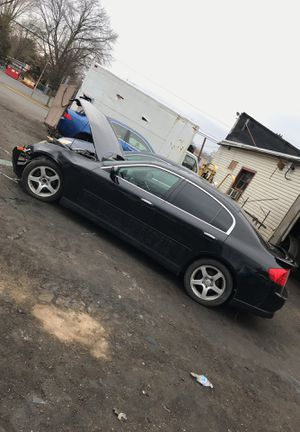 2003 Infiniti G35 for parts for Sale in Trenton, NJ