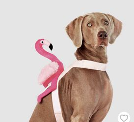 Flamingo Rider Dog Costume Size M/L & XL for Sale in Rowland Heights,  CA