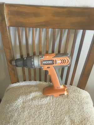 Hammer Drill for Sale in Sanger, CA