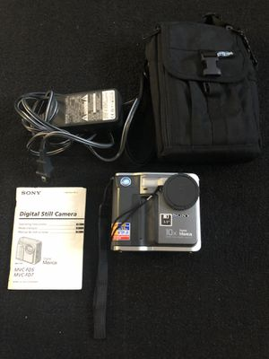 Sony digital mavica camara set for Sale in Hialeah, FL