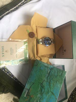 Rolex watch submariner for Sale in Gaithersburg, MD