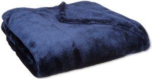 Navy blue queen blanket for Sale in Miami, FL