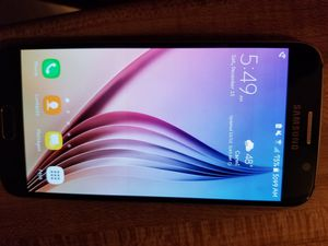Samsung Galaxy s6 for Sale in Mount Carmel, IL