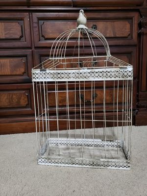 Large Bird cage decor for Sale in Nashville, TN