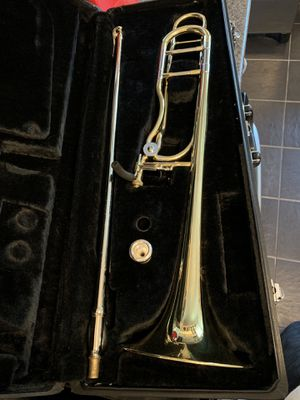 Jupiter F-Attachment Step-Up Trombone With Case for Sale in Dallas, TX
