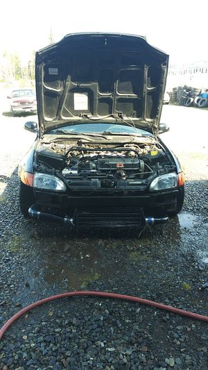 95 honda civic coupe turbo for Sale in Bonney Lake, WA