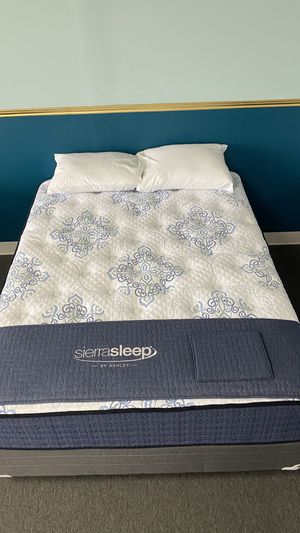 Queen Mattress Plush Firm with built in support foam MB31P for Sale in Irving, TX