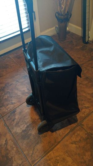 """Instrument bag with wheels 20"""" by 13"""" for Sale in Chandler, AZ"""