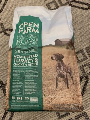 OPEN FARM DRY DOG FOOD- 11.6lbs for Sale in New York, NY