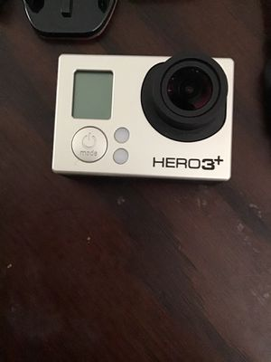 GoPro hero 3+ for Sale in Whittier, CA