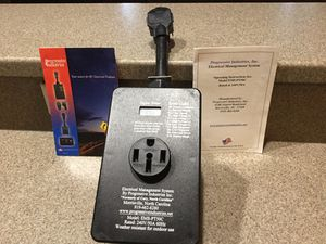 RV Surge Protector by Progressive Industries EMS-PT50C for Sale in Jacksonville, FL