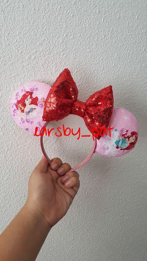 Ariel Mermaid Disney Ears for Sale in Vernon, CA