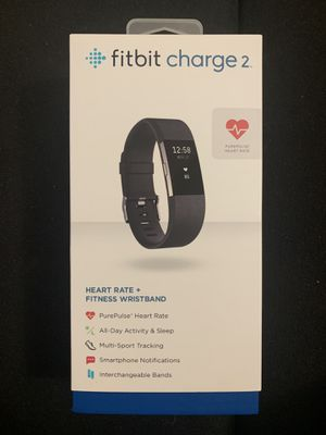Fitbit Charge 2 for Sale in Bellevue, WA
