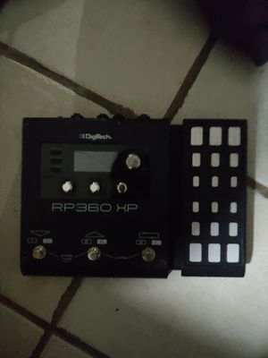 digitech multi use foot pedal for Sale in Lubbock, TX